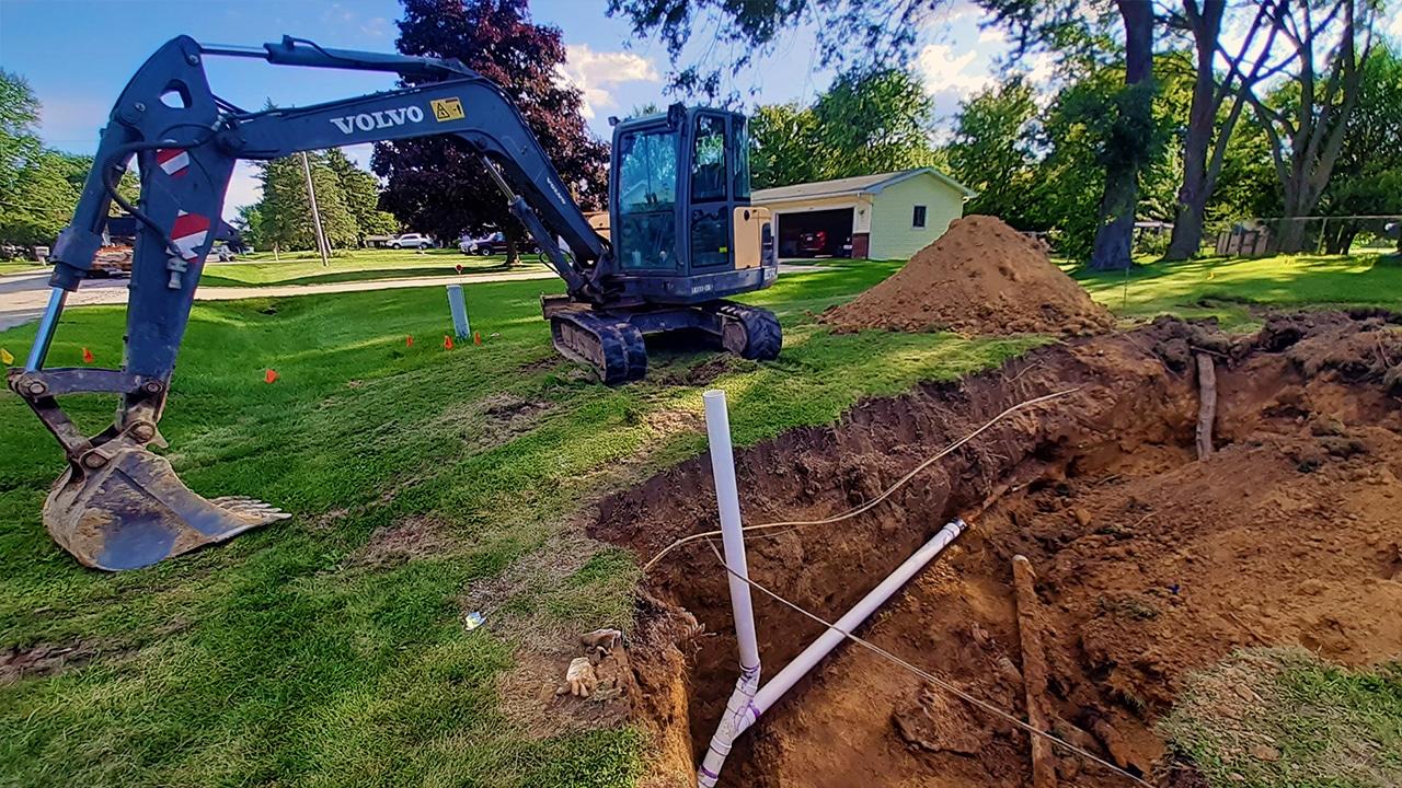 Excavation Flint MI