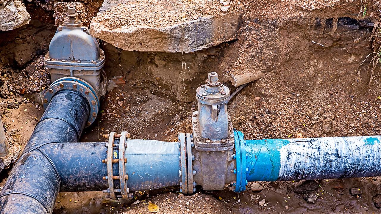 Water Line Repair Flint MI